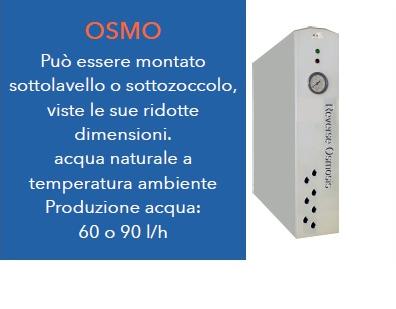 Depuratori Di Acqua Potabile A Osmosi Inversa Per Mense Bar Uffici  2017-2018 Car Release Date