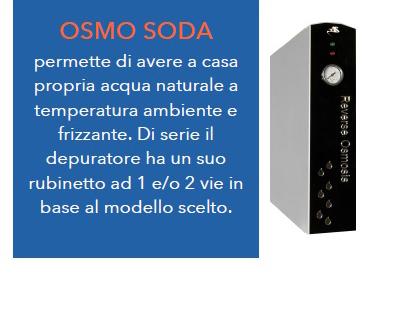 Depuratore d 39 acqua uso domestico a osmosi inversa acquaangy - Depuratore acqua casa prezzo ...